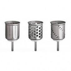 Ножи-барабаны дополнительные для овощерезки, 3шт.EMVSC, KitchenAid