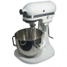 Миксер планетарный проф., Kitchen Aid 5KPM5EWH,дежа 4,8 л, цвет белый