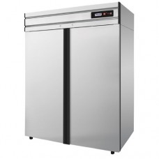 Шкаф морозильный POLAIR CB114-G ШН1,4 нерж.