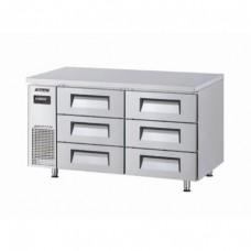 Стол морозильный с ящикамиTurboAir KUF15-3D-6