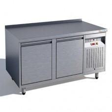 Стол морозильный Standart СМБ2-136/2Д/S, 1340*600*850