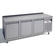Стол морозильный Standart СМБ3-187/3Д/S, 1830*700*850