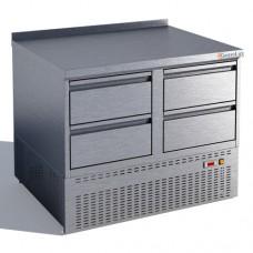 Стол морозильный Standart СМН2-097/4Я/S, 970*700*850