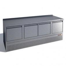Стол морозильный Standart СМН4-196/4Д/S, 1910*600*850