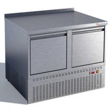 Стол охлаждаемый Econom СОН2-096/2Д/E, 970*600*850