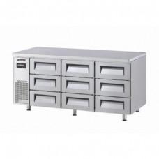 Стол охлаждаемый с ящиками TurboAir KUR18-3D-9