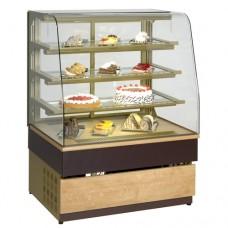 Витрина холодильная UNIS Georgia 1500 Gold