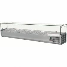 Витрина холодильная настольная Amitek AK12038