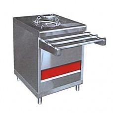Диспенсер для тарелок Аста ПТЭ-70К-80 подогреваемый