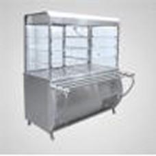 Прилавок-витрина холодильный Патша ПВВН-70М-С-01-НШ