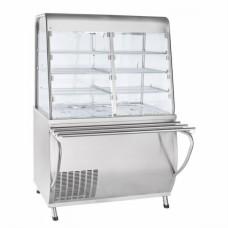 Прилавок-витрина холодильный Премьер ПВВН-70Т-С-НШ