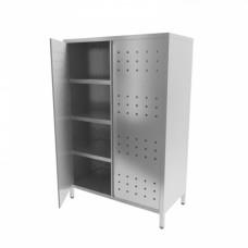 Шкаф Шк/Р 3Р 1400*500*1800 двери перфорированные