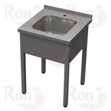 Ванна моечная М1 6/6-Р 600*600*850