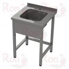 Ванна моечная ВМ1 700*700*850