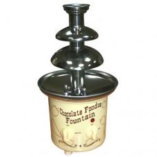 Фонтан для шоколада STARFOOD CFF-2008C1 d210xh380мм, бежевое основание