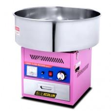 Аппарат для приготовления сахарной ваты ECOLUN  диам.520 мм, розовый