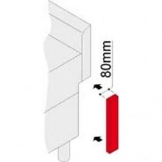 Элемент соединительный 1/2М TECNOINOX 700 серии