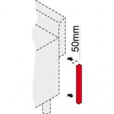 Элемент соединительный 1/3М TECNOINOX 700 серии