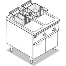 Фритюрница газовая TECNOINOX FRV87FG9