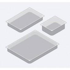 Гастроемкость RATIONAL GN 1/1-100 н/сталь