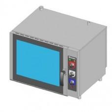 Печь пароконвекционная газовая TECNOINOX GFB06M