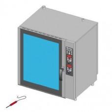 Печь пароконвекционная газовая TECNOINOX GFB10DS