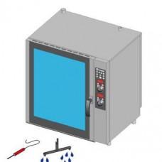 Печь пароконвекционная газовая TECNOINOX GFB10DSL