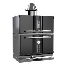 Печь угольная KOPA 300С с тепловым шкафом