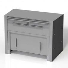 Подставка для мангала VESTA с тепловым шкафом для VESTA 25