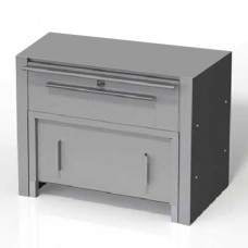 Подставка для мангала VESTA с тепловым шкафом для VESTA 45