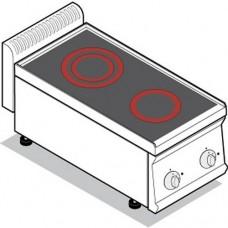 Плита со стеклокерамической поверхностью TECNOINOX PCC35E7