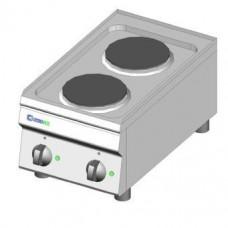 Плита TECNOINOX PC35E/6/2