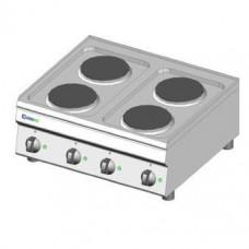 Плита TECNOINOX PC70E/6/0