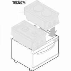 Шкаф конвекционный база TECNOINOX F8V7