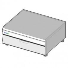 Поверхность рабочая с выдвижным ящиком TECNOINOX PNC70/6