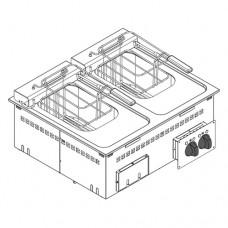 Фритюрница встраиваемая TECNOINOX DFR70ES0