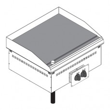 Поверхность встраиваемая жарочная TECNOINOX DFTL70E0