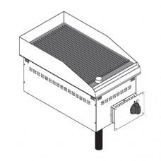 Поверхность встраиваемая жарочная TECNOINOX DFTR35E0