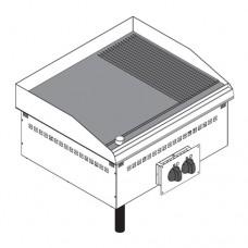 Поверхность встраиваемая жарочная TECNOINOX DFTR70E0