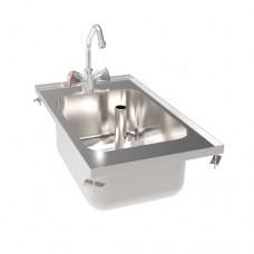Встраиваемая моечная ванна TECNOINOX DL35