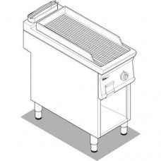Поверхность жарочная газовая TECNOINOX FTR4FG9