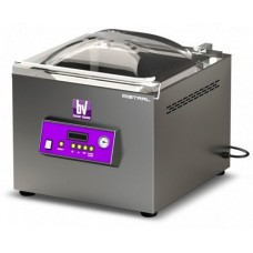 Упаковщик вакуумный BESSERVACUUM MISTRAL 16 газ, маринование, наклонная панель для упаковки жидкости